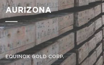 Aurizona Gold Mine | Luna Gold Corp.