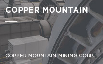 Copper Mountain | Copper Mountain Mining Corp.