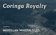Coringa Royalty | Magellan Minerals Ltd.