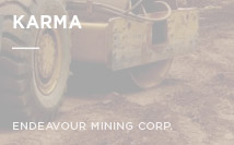 Karma | Endeavour Mining Corporation
