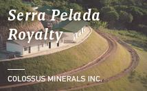 Serra Pelada Mine | Colossus Minerals Inc.
