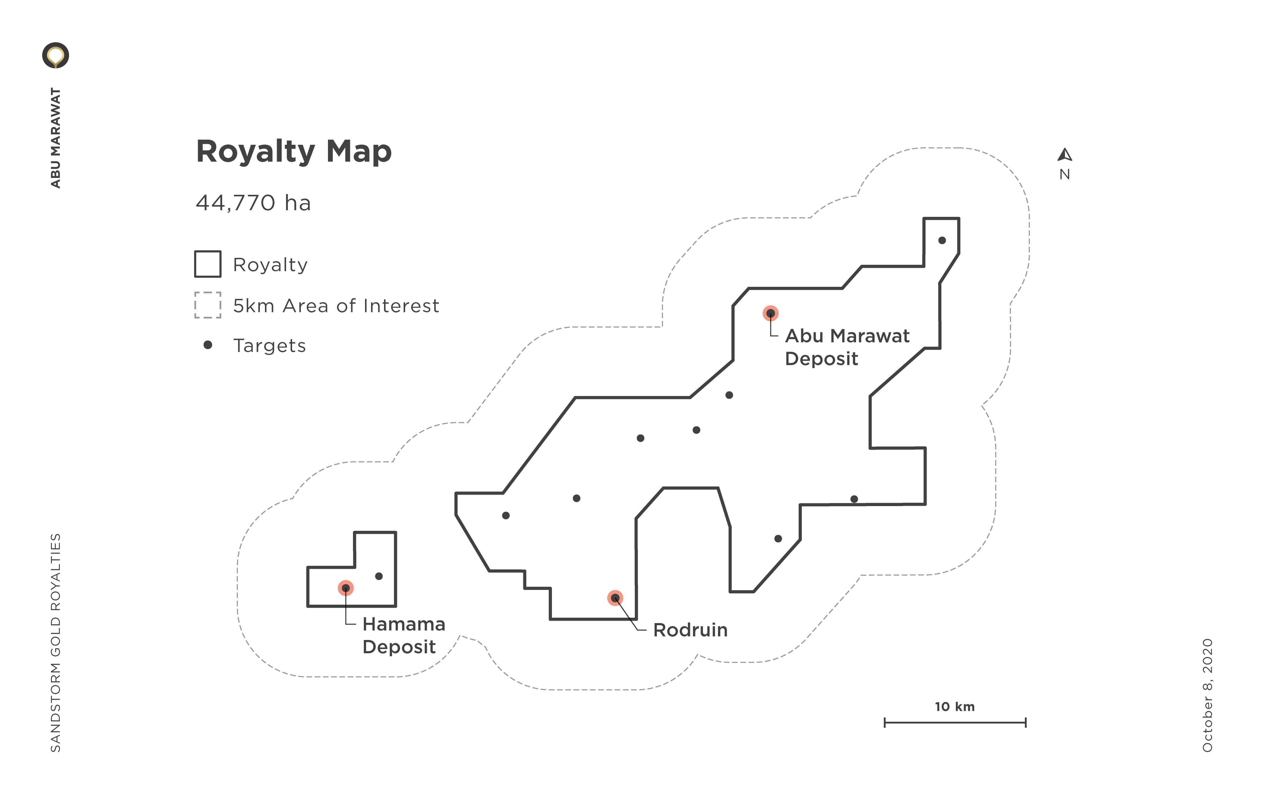 Abu Marawat Royalty Map
