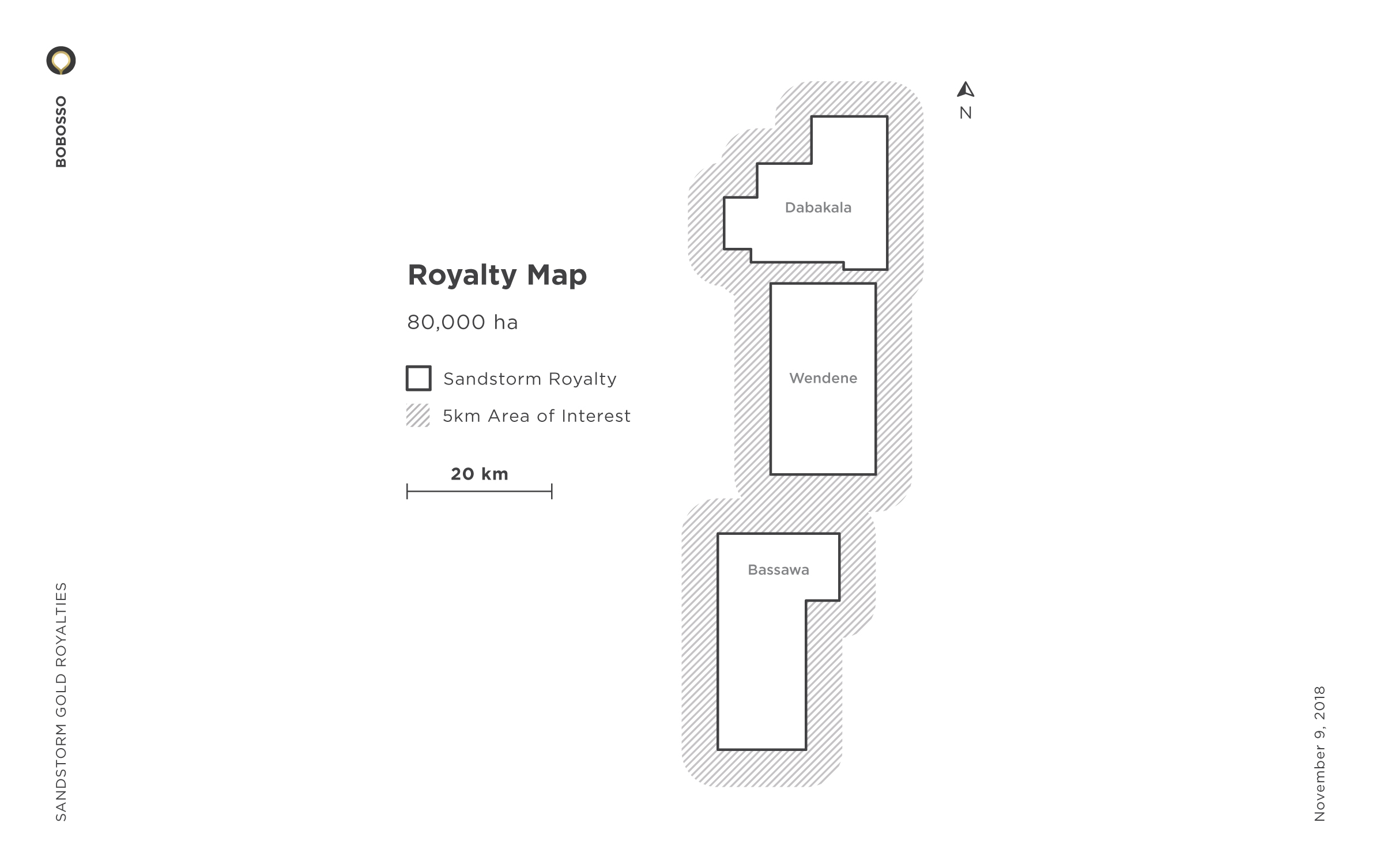 Bobosso Royalty Map