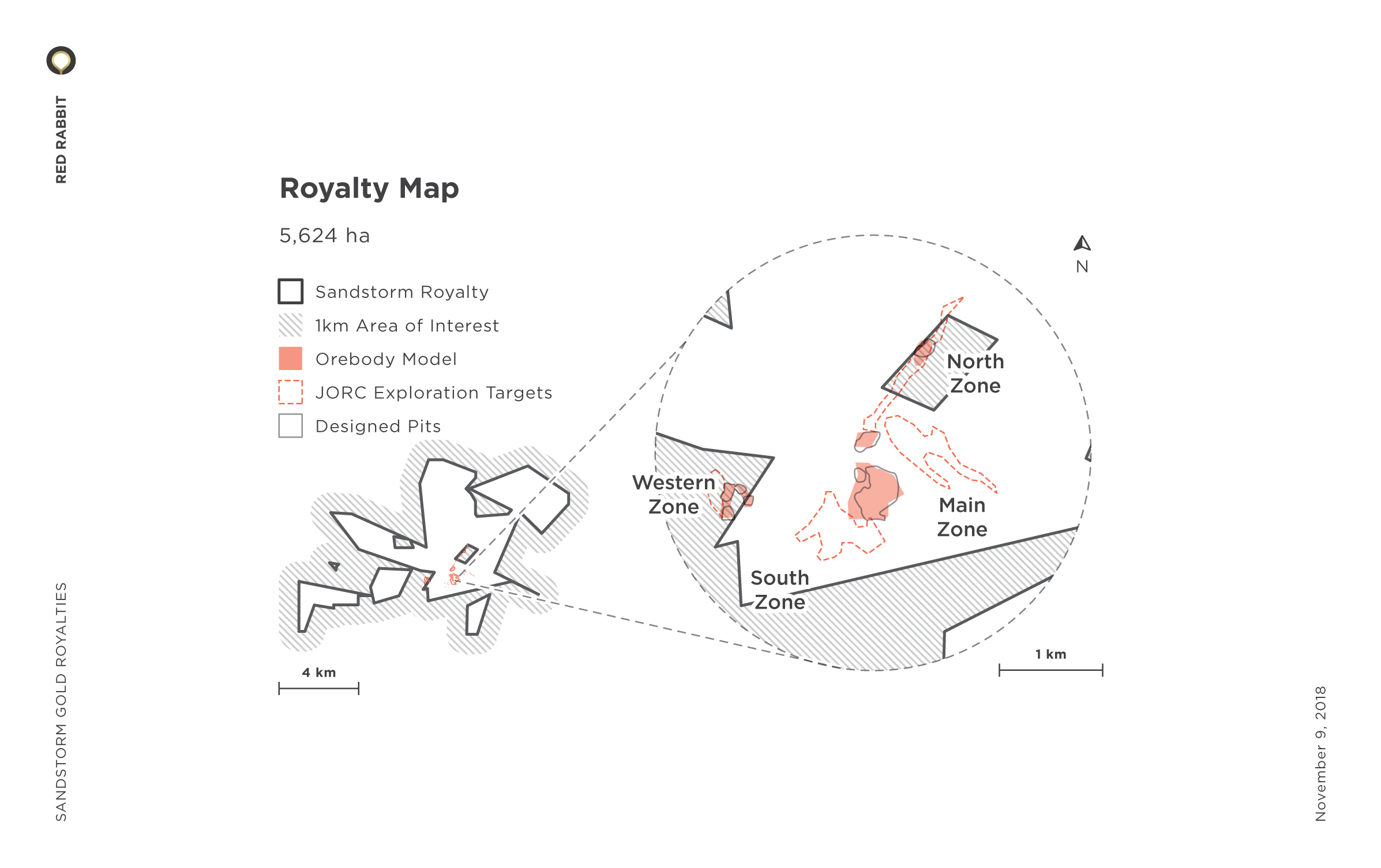 Tavsan Royalty Map