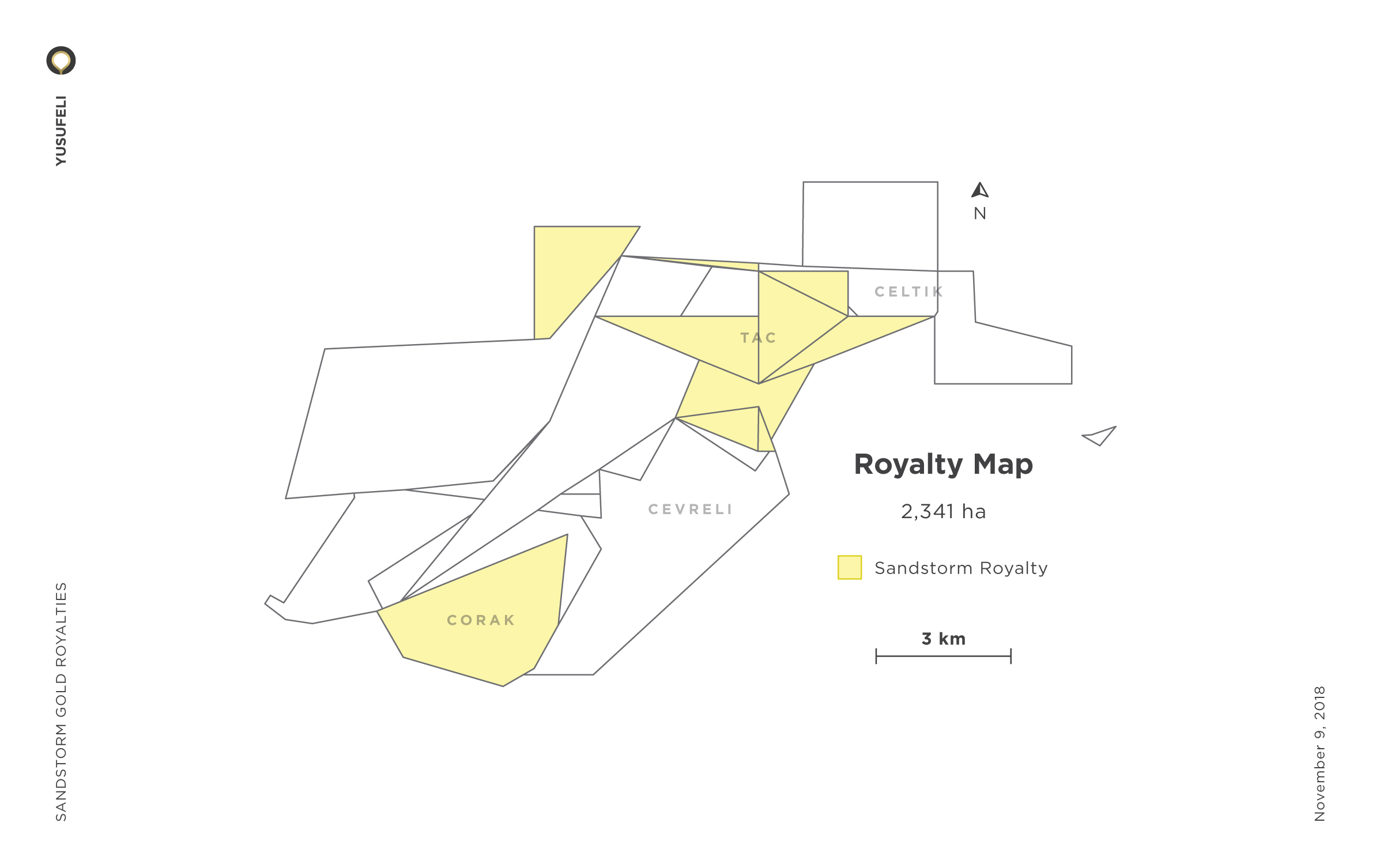Yusufeli Royalty Map